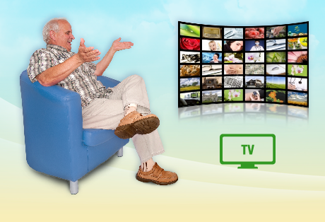 Fernsehen – analog und digital
